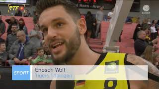 BARMER 2. Basketball Bundesliga Tigers / 3. Handball Bundesliga VfL Pfullingen