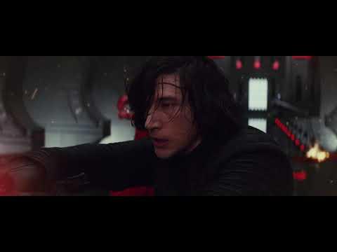 The Last Jedi Throne Room Fight edit with If I Had You(Adam Lambert)