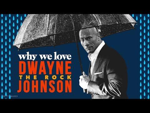 "Why We Love Dwayne ""The Rock"" Johnson"