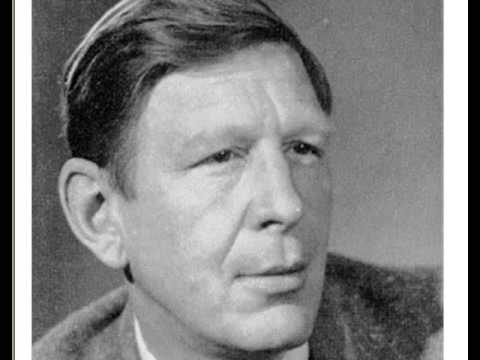 """1st September 1939"" by W.H. Auden (read by Tom O'Bedlam)"
