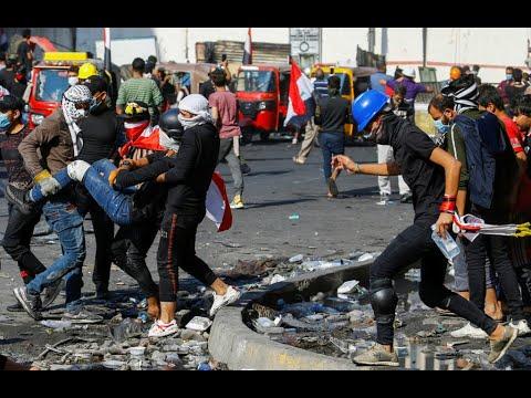 العراق: مفاوضات لتشكيل حكومة جديدة في ظل استمرار الاحتجاجات ضد الطبقة السياسية  - 23:59-2019 / 12 / 2