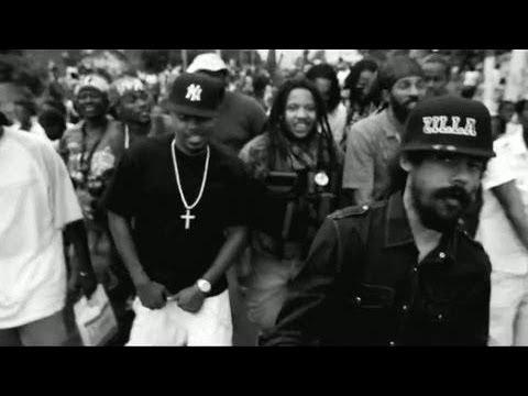Nas & Damian Marley - Nah Mean [Ben James & BaggaBonez Remix]