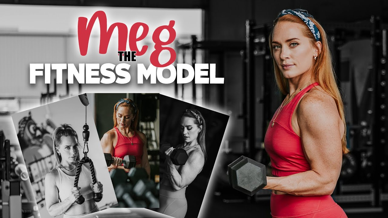 My Life as a Pretend Fitness Model - Weekly Vlog - Photoshoot, Running my Business, Workout
