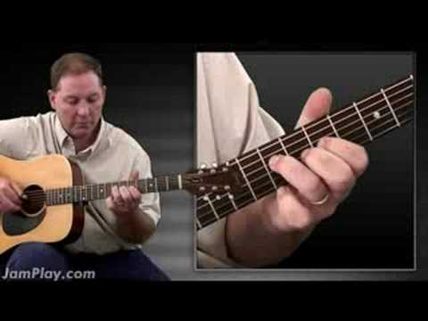 Tommy Emmanuel Style Lick – Guitar Lesson