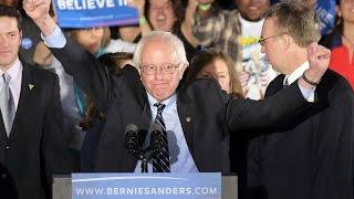 How Bernie Sanders ALMOST Broke the Internet