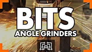 Angle Grinders // Bits
