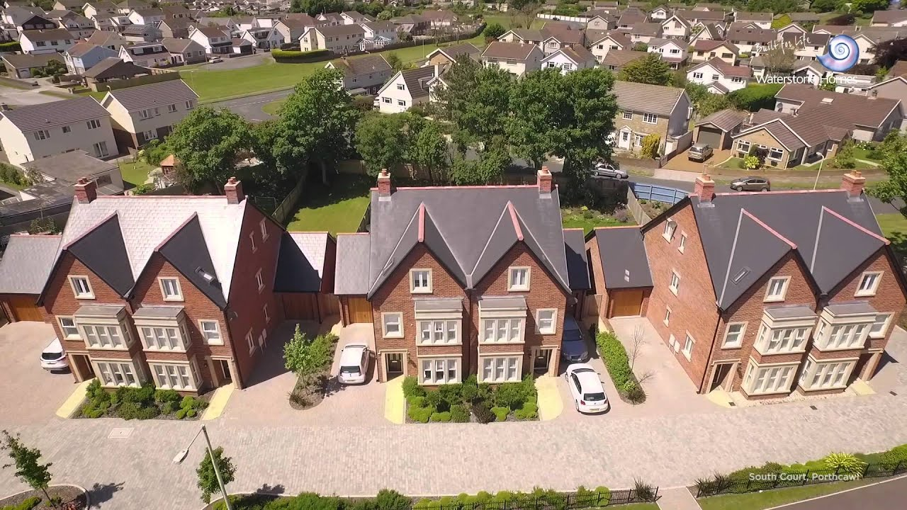 Waterstone Homes: A Luxury House Builder Based In South Wales, UK