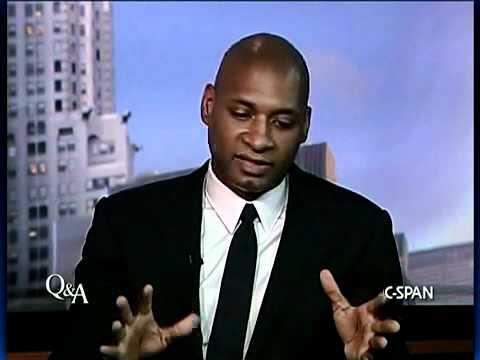 Q&A:  Charles Blow, New York Times, Visual Op-Ed Columnist