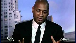 Q&A:  Charles Blow, New York Times, Visual Op-Ed Columnist