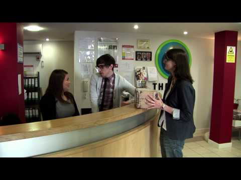 Dundee Student Accommodation  - CRM Students - The Hub Student Apartments