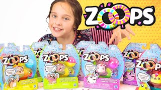 ALL NEW ZOOPS! COLLECTABLE WACKY PARTY PETS BY HASBRO | NEW TOYS FOR 2019