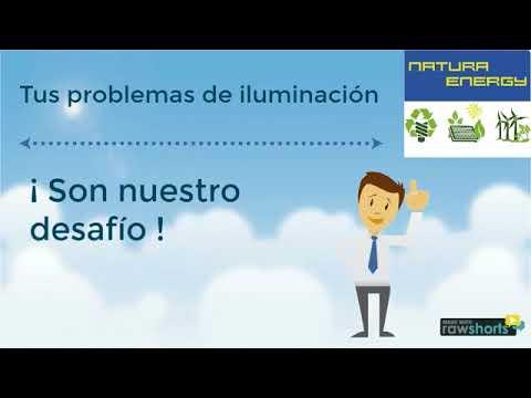 Luminarias Solares Integradas - Natura Energy - CHILE