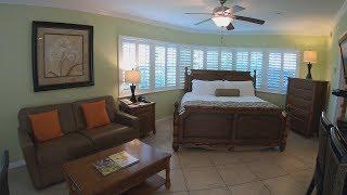Siesta Key - Tropical Beach Resorts Room 167 Tour