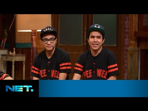 Derby, Keira & Pee Wee Gaskin Group Part 2 | Ini Talk Show | Sule & Andre | NetMediatama