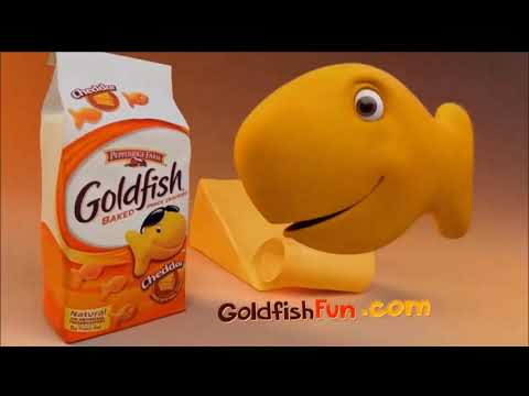 The Snack That Smiles Back, Goldfish!