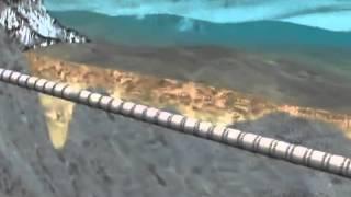 Rock microtunneling