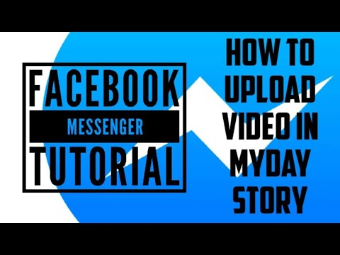 Paano Mag-upload Ng Video Sa MyDay Story/ How To Upload Full Lenght Video In My Day Story