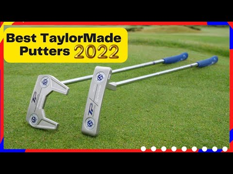 TaylorMade TP Hydro Blast Bandon 3 Putter Review ||  Best Golf Putters || Who is world best putter?