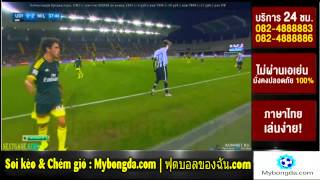 Video Gol Pertandingan Udinese vs AC Milan