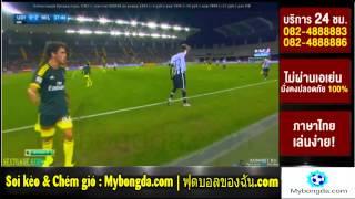 Video Gol Pertandingan Udinese vs AC Milan