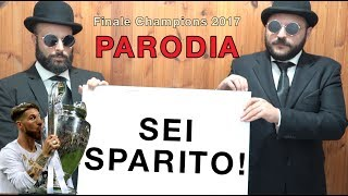Parodia finale Champions Juve-Real Madrid (1-4) // Despacito/Sei Sparito!