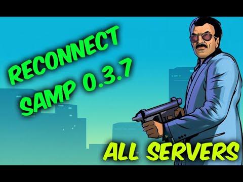[CLEO]RECONNECT ALL SERVERS + TIME/РЕКОННЕКТ ДЛЯ ВСЕХ СЕРВЕРОВ + ТАЙМЕР. SAMP 0.3.7