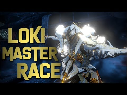 Warframe: Becoming a Loki Masterrace!