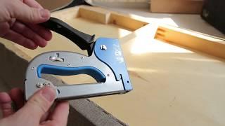 строительный степлер Bars 40003