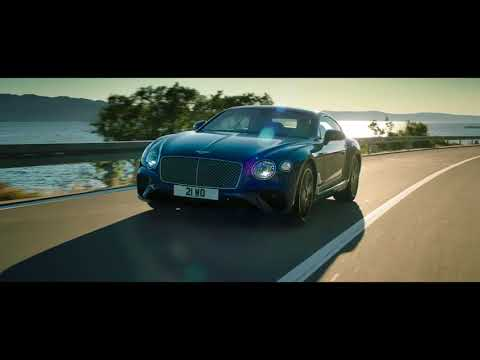 The New Continental GT has arrived