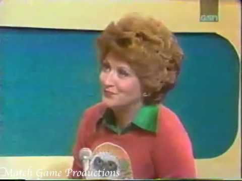Match Game 76 Episode 781 She's Pregnant