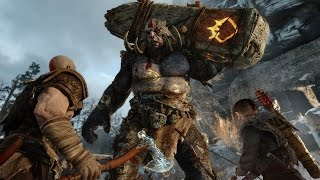 God of War Gameplay Showcase - IGN Live: E3 2016