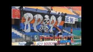 Montpellier - Lorient 2012/2013 (Los Paillados) #IntroPaillade2013
