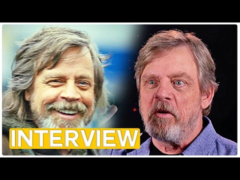 Star Wars - Mark Hamill on Episode 8 and the story he wants to be filmed   exclusive interview