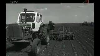 1972 год.Весенние работы на винницкой земле.