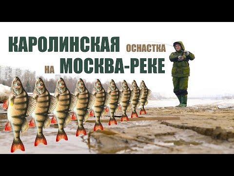 Окуневый батл, рыбалка в Братеево: МОРМЫШКА Vs КАРОЛИНСКАЯ ОСНАСТКА