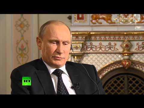 Путин: Я благодарен экспертам Forbes