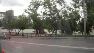 Москва, трамвай 36