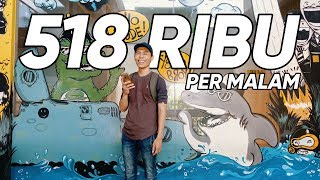 REVIEW HOTEL BUDGET 518 RIBU PER MALAM DI SURABAYA | HORE #23