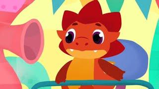 Любимые серии Дракоша Тоша 💛💚🧡 Сборник мультфильмов для детей