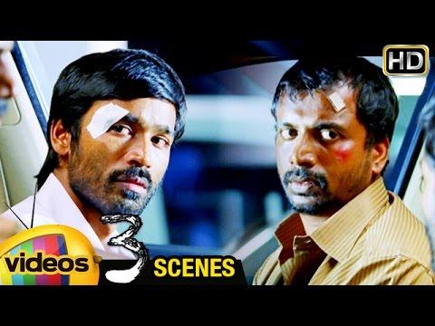 Dhanush Gets Emotional about Shruti Haasan and his Friend | 3 Telugu Movie Scenes | Sivakarthikeyan