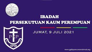 Juli 09, 2021 - PKP - Memuliakan TUHAN atau Pamer Kesalehan