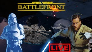 star wars battlefront ea live talking about swbf 2
