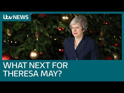 Theresa May safe as party leader after winning no confidence vote | ITV News