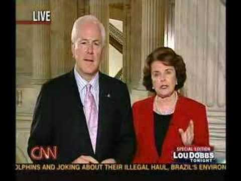 07.17.07 - Feinstein & Cronyn Interview