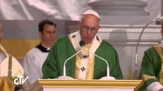 Papa: famiglie del mondo unite contro il male