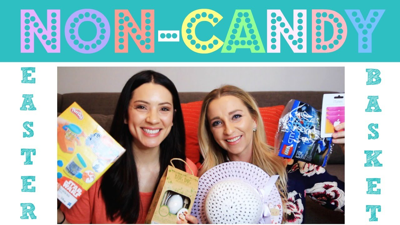 Non candy easter basket gift ideas for kids teens mom dad non candy easter basket gift ideas for kids teens mom dad 2016 youtube negle