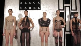 La Perla FW13 at New York Fashion Week