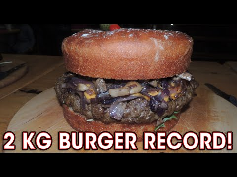 GIANT Eating Challenge RECORD in Glasgow!!