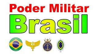 Poder Militar de Brasil - Poder Militar do Brasil
