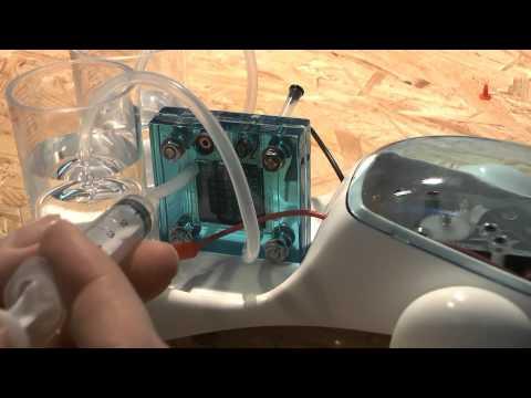 Das Brennstoffzellen-Auto von Conrad electronic